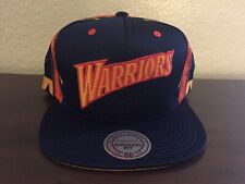 buy online 28e72 748d9 Golden State Warriors NBA Hardwood Classics Mitchell   Ness Jersey Mesh  Snapback
