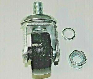 """Swivel caster for floor jacks- Rear Caster-  2.30"""" for  Import or domestic jacks"""