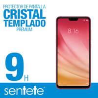 Sentete® Xiaomi Mi8 Lite Protector de Pantalla de Cristal Templado PREMIUM