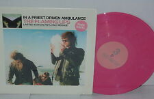 THE FLAMING LIPS In A Priest Driven Ambulance 2LP Pink Vinyl Ltd Ed Plain Psych
