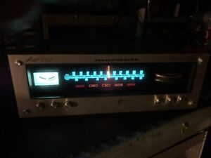 Marantz Stereophonic Tuner Model 112 Deigned In USA Produced In Japan Vintage