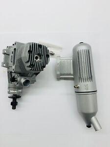 RC Os Engine - Os Max 65AX 2 Stroke