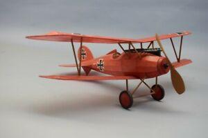 Dumas Albatros D-5 (45.72cm) (232) - A Scale Rubber Powered Flying Model