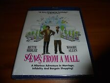 Scenes From a Mall (Blu-ray Disc, 2011) Woody Allen NEW