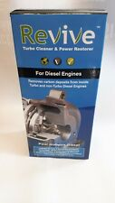 Revive Diesel Turbo Cleaner Starter Kit Turbo Cleaner & Power Restorer 750ml