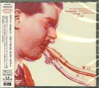 SCOTT HAMILTON-SWINGING YOUNG SCOTT-JAPAN  Ltd/Ed C65
