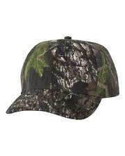 Kati Structured Camouflage Cap LC10 Camo Baseball Hat Mossy Oak Break Up NEW