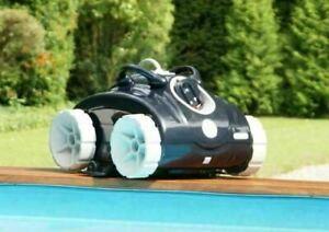 Poolroboter 5220 Nur Staubsauger Poolboden für Pool bis 8,00 x 4,00 m.
