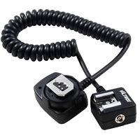 Viltrox OC-E3 E-TTL Off Camera shoe Cord with Safe Lock for Canon B4M7