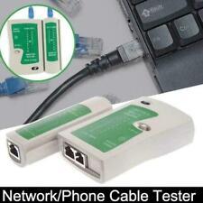 LAN DSL RJ45 RJ11 RJ12 CAT5 CAT6 UTP Ethernet Network K2T9 LAN Tester Tool X0Z9
