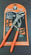 """MasterMind 800334 - AutoFit 10"""" Self-Adjusting Auto-Fit Pliers Set Of 5"""
