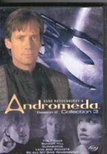 ANDROMEDA SEASON 2 COLLECTION 3 Dvd-  Brand New & Sealed- Fast Ship! OD062