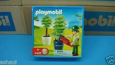 Playmobil 4485 city life garden Lechuza plants with gardener mint in Box toy 105
