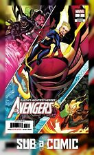 AVENGERS #2 (MARVEL 2018 4th Print) COMIC