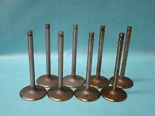 1965 66 67 68 69 70 Chevy 396 Intake Valve Set 8 Spec Hi Perf Racing Camaro 2.19