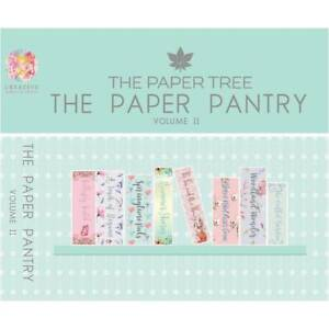 The Paper Boutique Paper Pantry Vol 2 – USB Collection - Mixed Colours