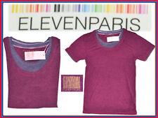 ELEVEN PARIS Francia Camiseta Hombre  S M L *AQUí CON DESCUENTO* EP04 T1P