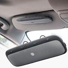 Car Kit Sun Visor Speaker Bluetooth Speakerphone TZ900 For IOS Android Free Ship
