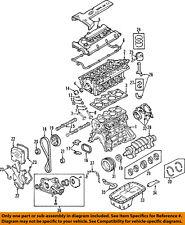 HYUNDAI OEM 99-12 Elantra-Engine Timing Belt 2431223202