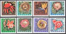 Poland 1968  Exotic Flowers - Mi 1836-43  MNH(**)