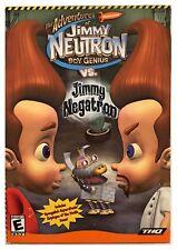 Jimmy Neutron vs Jimmy Negatron Pc New Boxed Win10 8 7 XP