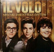 IL VOLO ~ SPECIAL CHRISTMAS EDITION ~ CD ♧ Italian Pop Trio Popera