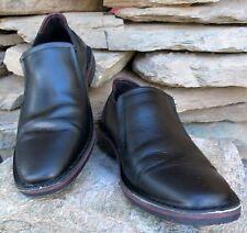 Kenneth Cole 13M Loafer Slip On Leather Black Shoes 42
