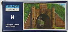 VAU-PE Hobby 5908 - Tunnelportal - Spur N - Eisenbahn Modellbausatz - Model Kit