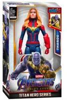Avengers Captain Marvel Endgame Electronic Talking Speech Sound Light LED Toy