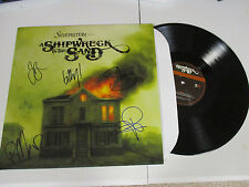 SILVERSTEIN AUTOGRAPHED SIGNED VINYL ALBUM 4 WITH SIGNING PICTURE PROOF