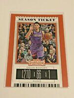 2019-20 Panini Contenders Draft Picks Basketball - Devin Booker - Phoenix Suns