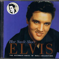 Elvis Presley - Blue Suede Shoes - The Ultimate Rock 'N' Roll Collection (CD)
