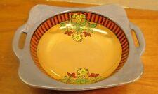 vintage luster ware bowl made in Japan