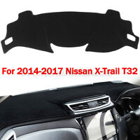 Car Dashboard Cover Dashmat Dash Mat Carpet For Nissan X-trail Xtrail T32 14-17