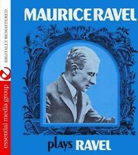 Maurice Ravel Plays Ravel - M. Ravel (2013, CD NIEUW) CD-R