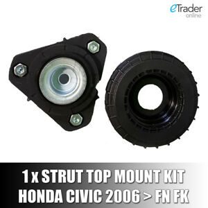 for HONDA CIVIC MK8 / MK9 2006> FRONT SUSPENSION STRUT TOP MOUNT KIT & BEARING