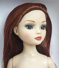 "TONNER ELLOWYNE WILDE CITY SLICKER  ~ Lizette Amber Nude 16"" Doll ~ LE 600"