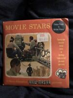 View-Master MOVIE STARS Reel Packet No MPX - 3 Reel Set BRAND NEW NEVER OPENED