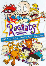 The Rugrats Trilogy Movie Collection (DVD, 2011, 3-Disc Set)