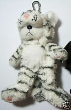 "SKANSEN  BAG TAGS SERIES 2 ""SNOWY"" THE WHITE TIGERBEAR MINT WITH MINT TAG"