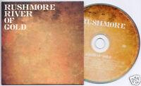 RUSHMORE River Of Gold 2007 UK 12 track promo CD