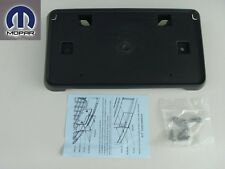 CHRYSLER 300 FRONT LICENSE PLATE MOUNTING BRACKET HOLDER & HARDWARE