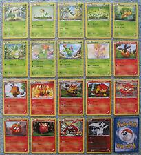 Pokemon TCG Black and White Holo, Rare, Uncommon & Common Cards [Part 1/4]