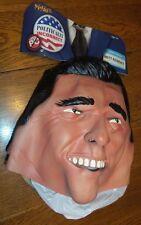 Republican Politician Mitt Romney Vacuform Adult Costume Mask NEW Vinyl