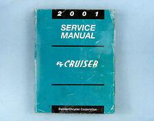 Service Manual, 2001 Chrysler PT Cruiser, 81-370-1111