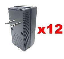 EU Europe to USA 50-2000W Voltage Converter 220v to 110v Power Transformer 12PC