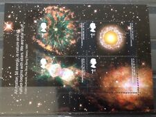 Groot-Brittannië / Great Britain - Postfris/MNH - Sheet Astronomy 2002
