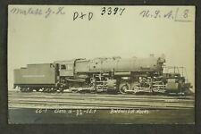 Dampflok 3397 Baldwin Lok - USA / AK 22