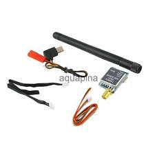 32Ch 5.8G Wireless AV Mini Transmitter TS5823 Receiver For RC FPV Airplane