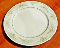 "Set of 4 NORITAKE ""SWEET LEILANI"" Dinner Plates #3482 LEGENDARY FLOWERS~NEW~"